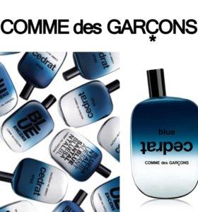 COMME DES GARCONS BLUE CEDRAT. 100 ml.