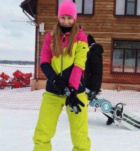Брюки для сноуборда