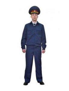 Куртка и брюки форменные