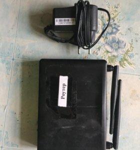 WI-FI роутер D-Link DIR 620