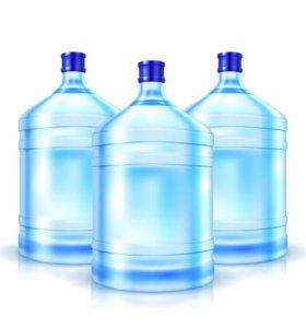 Дистиллированная вода 5 и 1,5 литра