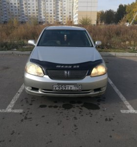Toyota Mark 2, 2001, 2,5 AT