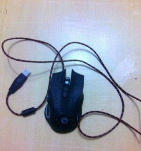 Игровая мышь jwfy