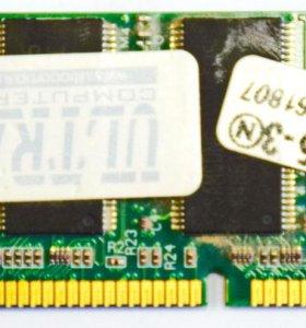 DDR 1 Transcend 1g ddr400 dimm 3-3-3