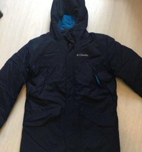 Куртка парка мужская новая