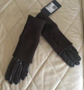 Перчатки Trussardi Jeans оригинал новые