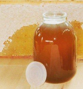 Мёд с домашней пасеке!!!