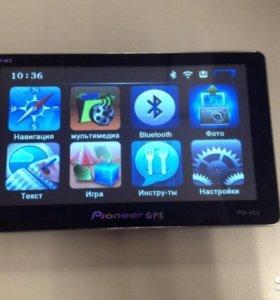 GPS-навигатор Pioneer PM-652 HD