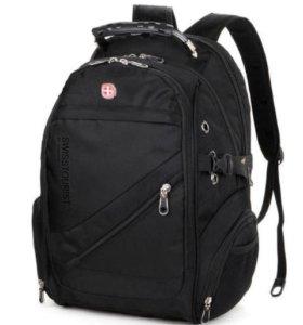 Новый городской рюкзак Swissgear .