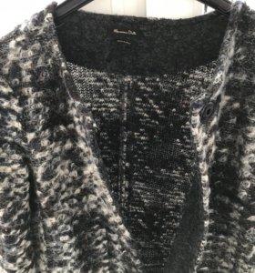 Жакет пальто Massimo Dutti