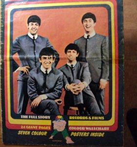 журнал =The Beatles= Лондон 1978г
