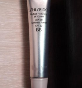Shiseido Perfect Hydrsting BB Creme SPF30.