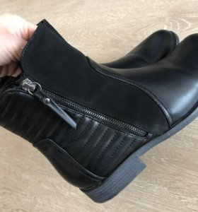 Женские ботинки размер 39