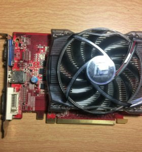 PowerColor HD5670 512MB gddr5 (V2)