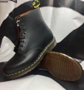 Ботинки Dr. Martens 1460 Vintage Black