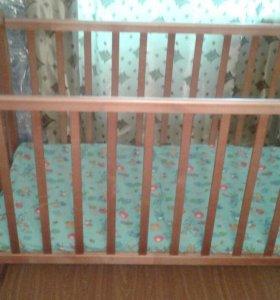 Кровать детская от 0-3