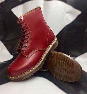 Ботинки Dr.Martens 1460 Vintage Oxlood Quilon