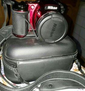 Фотоаппарат мало пользаванный с картой памяти .