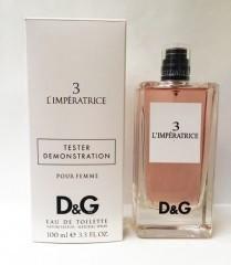 Dolce & Gabbana 3 L'Imperatrice тестер