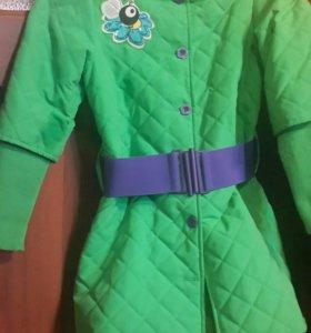 Куртка детская для девочки.