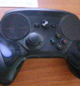 Беспроводной контроллер Steam Controller