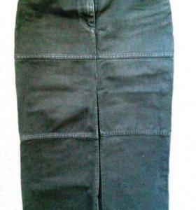Юбка джинсовая Trussardi