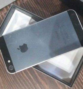 Продам или обменяю айфон 5