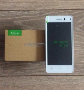 Новый Leagoo Alfa 6