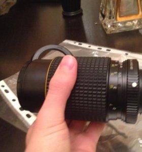 объектив Tokina at-x на Nikon d7000