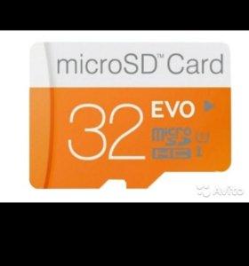 Микро sd 32 gb