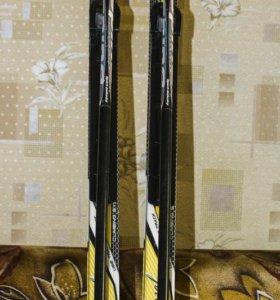 Лыжи беговые в комплекте