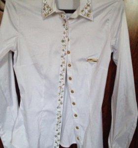 Новые рубашки по 600