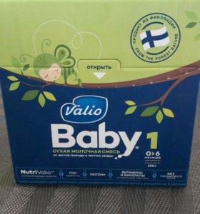 Детское питание Valio Baby 1.