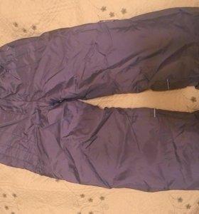 брюки зимние