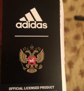 Adidas спортивные штаны сборной России по футболу