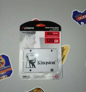 SSD Kingston UV400