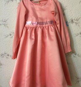 Комплект платье +болеро
