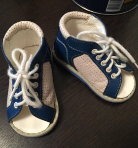 Первые шаги Таши орто сандалии 18 размер