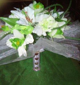 Свадебный букет(дублёр)