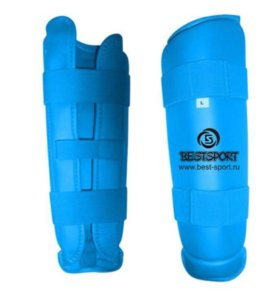 Щитки защитные для каратэ Bestsport