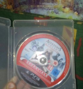 Assassin creed Brotherhood на ps3