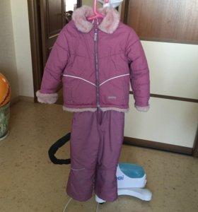 Куртка и полукомбинезон зимние KERRY
