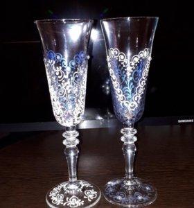 Набор под шампанское