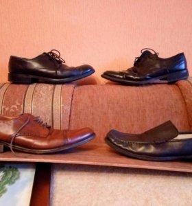 Туфли  4 пары 46 р.