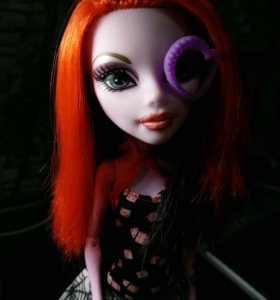 Кукла монстер хай, monster high оперетта