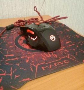 Игровая мышь m315