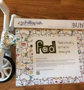 Беговел Chillafish Bunzi банзи FAD (Автор.дизайн)