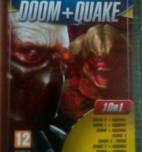Doom + Quake