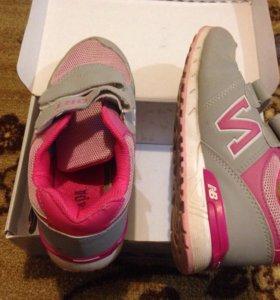 Кроссовки для девочки 35 размер