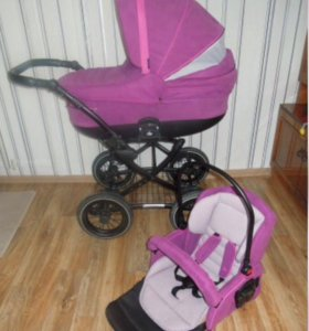 Детская коляска Noordi Classic 2 в 1
